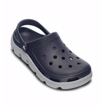 5e67faf64 Men s Croc Duet Sport Clogs Sandal - Blue
