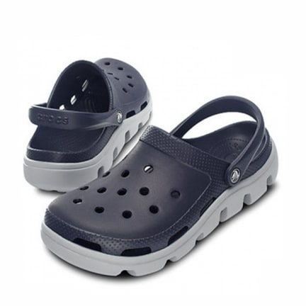 4969ac003 Sandals.  M e Men-s-Croc-Sandal---Dark