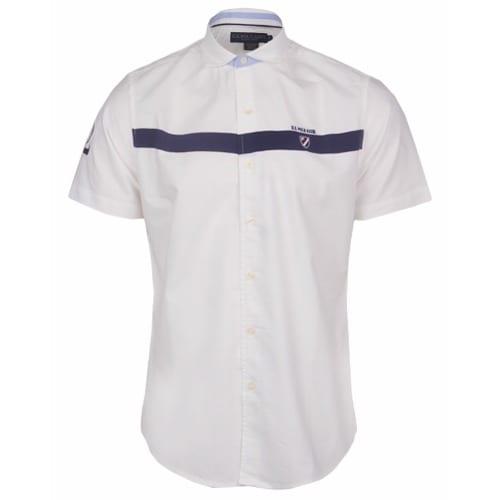 5f3ba2b04bf U.S. Polo Assn. Men s Exclusive Oxford Shirt
