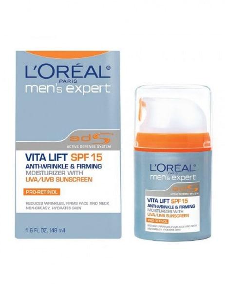 92520c379c18 Men's Expert Vita Lift Anti-Wrinkle & Firming Moisturizer SPF 15 - 1.6oz -  48ml