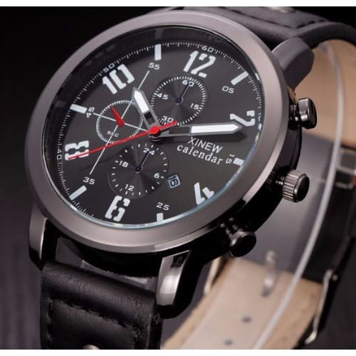 /M/e/Men-s-Leather-Stainless-Steel-Analog-Quartz-Wrist-Watch---Black-7778530_3.jpg