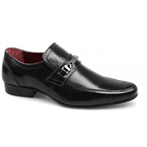 ac63cfc6e6d1 Red Tape Men's Luther Leather Slip On Formal Shoes - Black | Konga ...