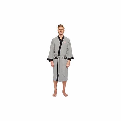 bccd486df964 Men s Night Robe - Grey