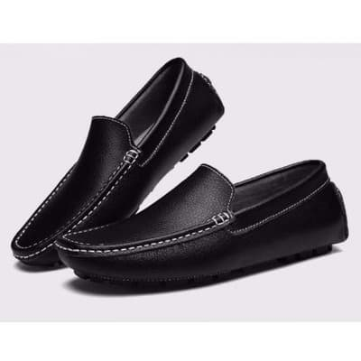 /M/e/Men-s-Plain-Leather-Loafers---Black-Free-Gifts-7945642.jpg