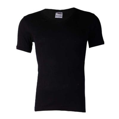 03c41bff85a36c Men's Plain Short Sleeve T-Shirt - Black | Konga Online Shopping