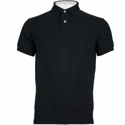 7bfc15f85b3d3 Men's Polo Shirt - Black