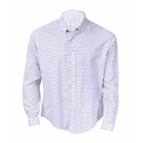 e18b136243 Zara Man Men's Striped Longsleeve Shirt - Blue | Konga Online Shopping