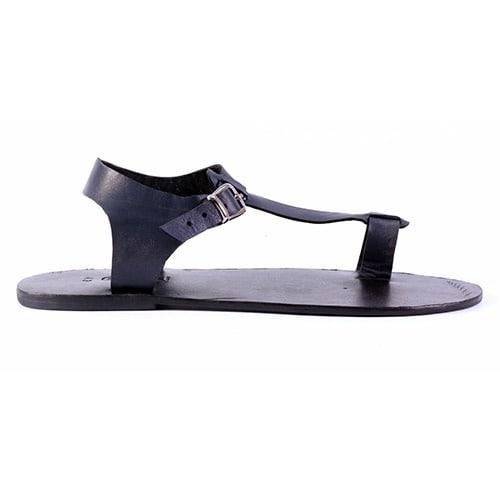 6f1101241a21 Gbayi Signature Men s Thong Sandal - Black