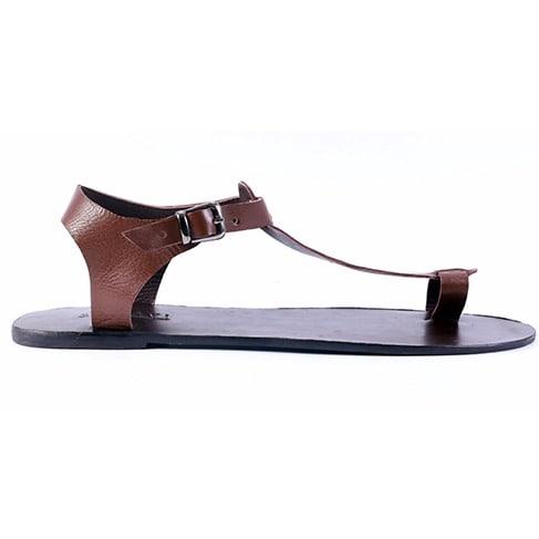 0c676ff7b7b4 Gbayi Signature Men s Thong Sandal - Brown