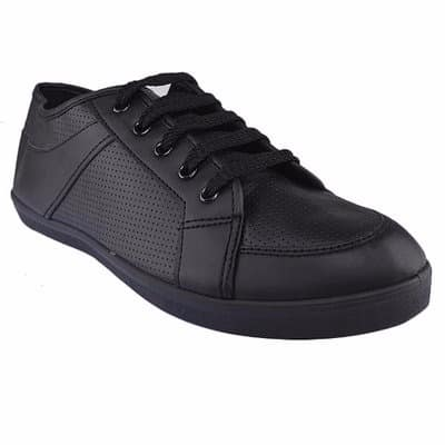 Men's Ultrastyle Laceup Sneakers - Black