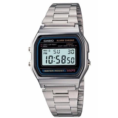 34f7e3b89 Casio Men's Vintage LCD Digital Watch - Silver - A159WA-N1DF | Konga ...