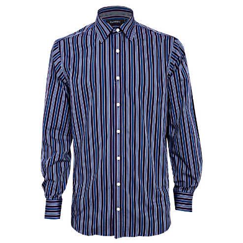 Men's Vintage Shirt - Multicolour - MSHT-503