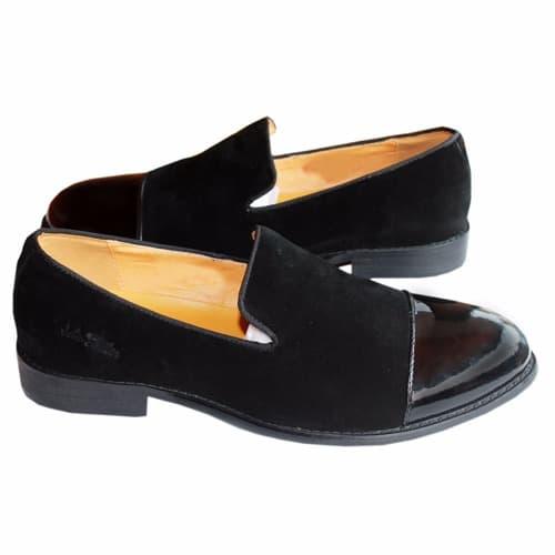 06af6432021ef Men's Wetloss & Suede Loafers Shoe -Black | Konga Online Shopping