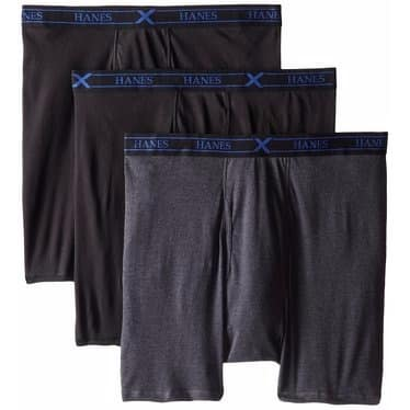 c84dfbc22be5 Hanes Men's X-Temp Long Leg Boxer Briefs - Pack of 3 | Konga Online ...
