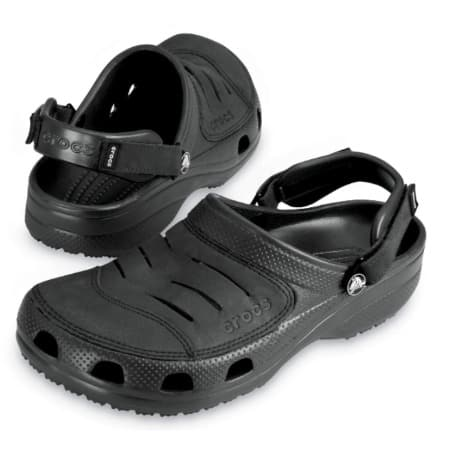 7b3cf15d2951 Men s Yukon Crocs Sandal - Black