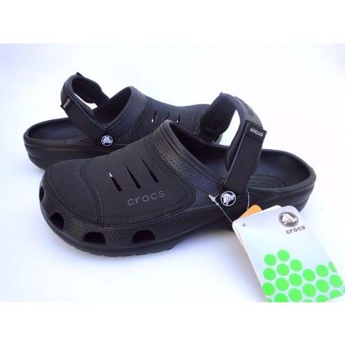 402912221 Sandals.  M e Men-s-Yukon-Crocs-Sandal--