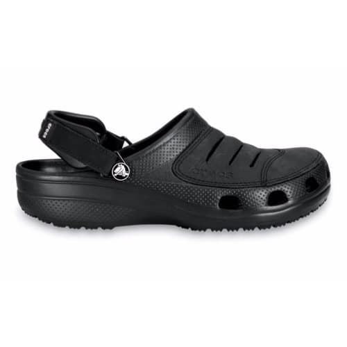 e7e306a87536 Crocs Men s Yukon Crocs Sandal - Black