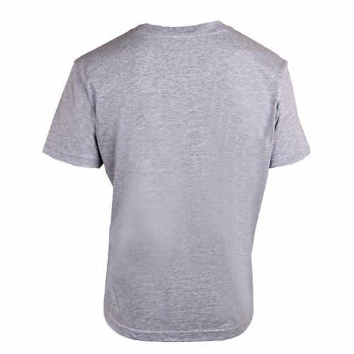 98cf573a4dc Mens  Plain Round Neck T-Shirt - Grey