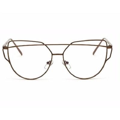 M e Metal-Mirror-Aviator-Glasses---Coffee 06f4eb8baa9
