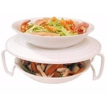 Microwave Steam Rack For Double Steaming