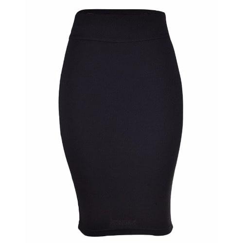 /M/i/Midi-Band-Bodycon-Skirt---Black-6490606.jpg