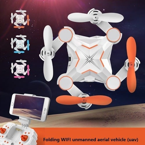 /M/i/Mini-Foldable-Wifi-FPV-0-3MP-RC-Quadcopter-Pocket-Drone-With-Flashing-Lights---Orange-7430460_2.jpg