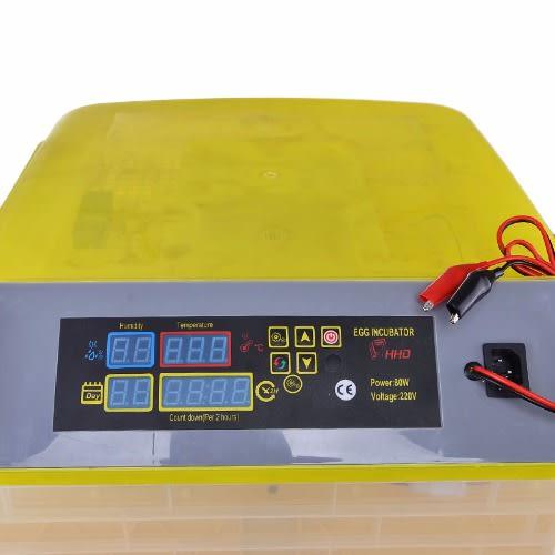 Mini Incubator With Inbuilt Inverter 96 Eggs Konga