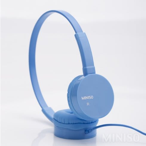 6b396944588 Miniso Headphone - Blue | Konga Online Shopping