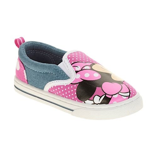 Minnie Mouse Toddler Casual Shoe - Pink