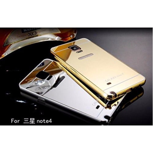 reputable site abcb7 48659 Mirror Back Cover For Samsung Galaxy Note 4