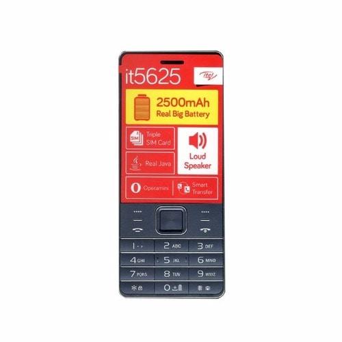 it5625 Phone with Triple Sim Card-8MB ROM + 8MB RAM-2 8