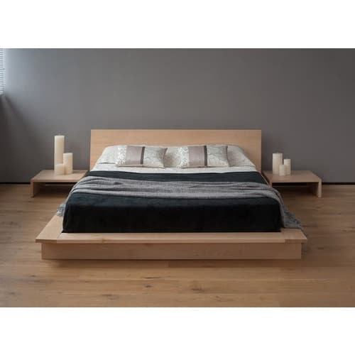 bec40ac16b Modern Platform Bed With Decorative Bed Sides | Konga Online Shopping