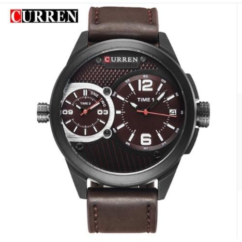 /M/u/Multi-time-Men-s-Leather-Watch---Brown-Dial-7042992.jpg