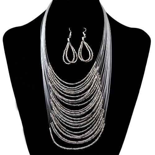 /M/u/Multilayer-Beaded-Chain-Necklace-Earrings-Set---Silver-7713107_2.jpg