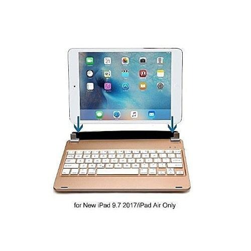online store 7efaf dab7b apple ipad air/ipad air 2/ipad pro wireless bluetooth keyboard. GOLD