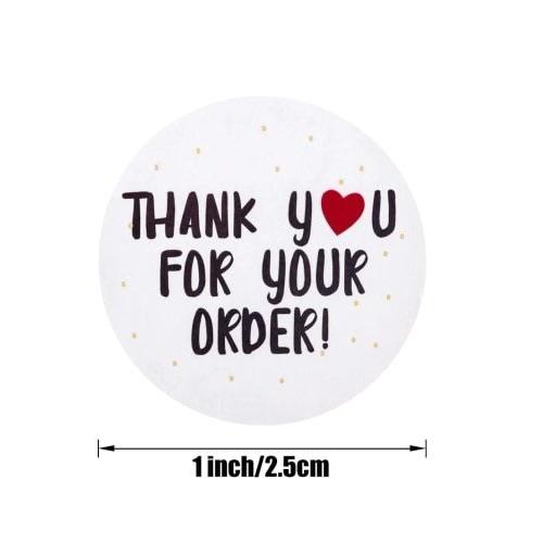Thank You Sticker Konga Online Shopping