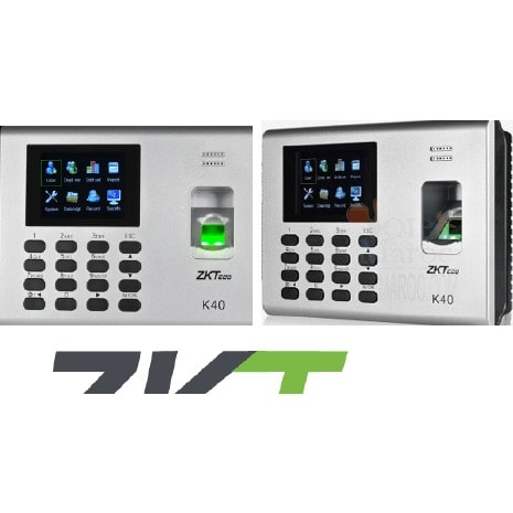 Zkteco K40 Time Attendance & Simple Access Control Terminal
