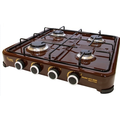 1178ef2073a Nulec 4 Burner Table Top Gas Cooker