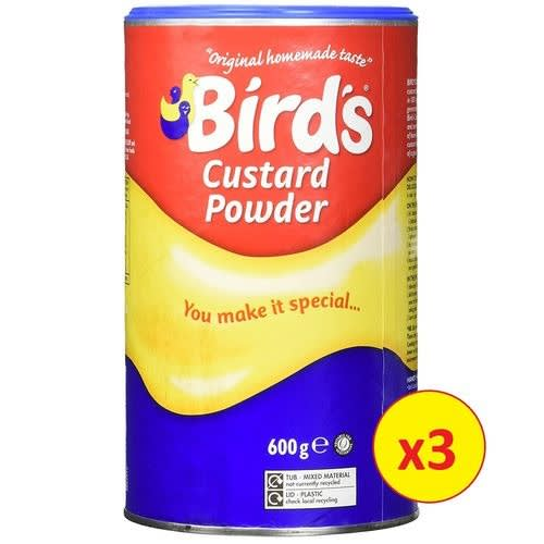 Bird's Custard Powder - 600g - Pack Of 3