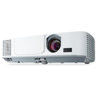 NEC NP-M311X LCD Projector 720p HDTV 4:3 1024x768 XGA 3000:1 3100 lumens