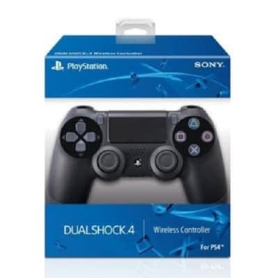 Playstation 4 Controller Dual Shock 4 - Jet Black