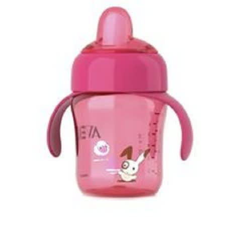 260 ml, Pink Philips Avent SCF553//13 Easy Sip Spout Cup
