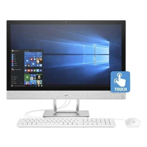 Pavilion 24-r019 All In One Desktop Pc-intel Core I5-12g Ram-...