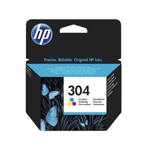 304 Tri-color Original Ink Cartridge