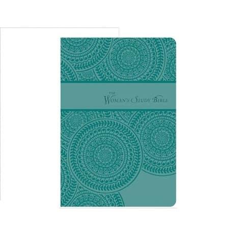 NKJV, Woman's Study Bible - Personal Size