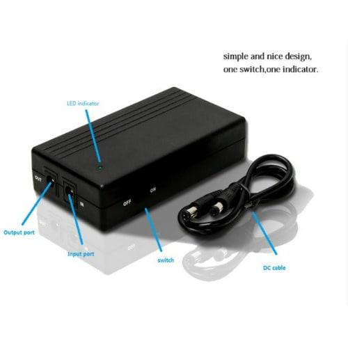 Mini UPS-12V-2A-22 2WH - Battery Backup System