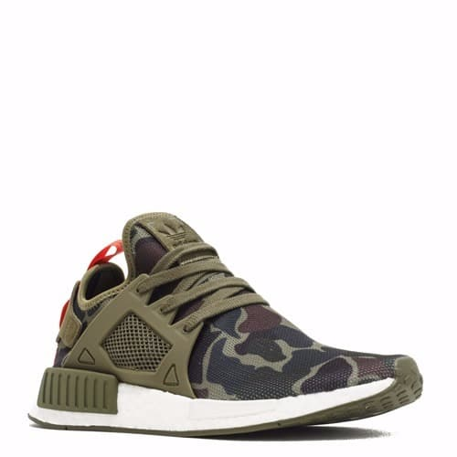 94dd2bf665c2a adidas NMD Camouflage Sport Running Shoe - Multicolour