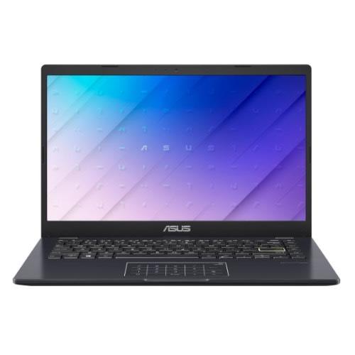 """E410MA-BV594T 14"""" Hd Intel Pentium Silver N5030 4GB RAM 128GB SSD Win10- Black."""