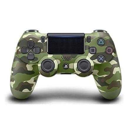 Ps4 Dualshock 4 Green Camo Controller