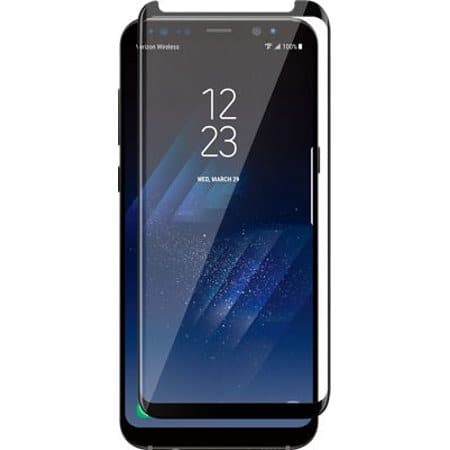 Curved Tempered Glass Display Protector For Samsung Galaxy S8 Plus